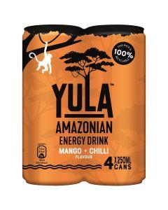 Yula Mango & Chili Pepper 4 x 25cl
