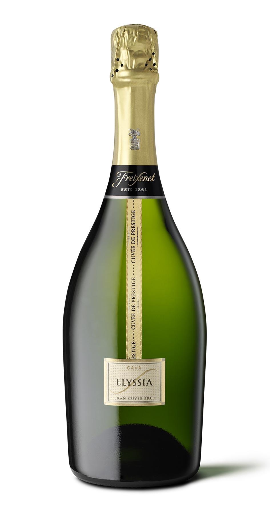 Ongebruikt Freixenet Elyssia Gran Cuvée fles 75cl | Prik&Tik QX-02