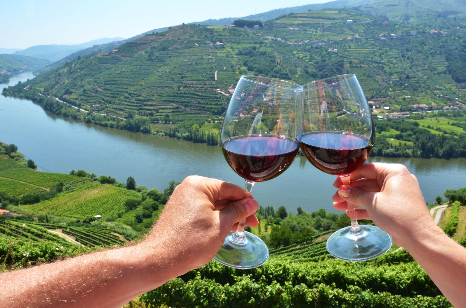 Prik en Tik - Wijnstreken - Portugese wijnen