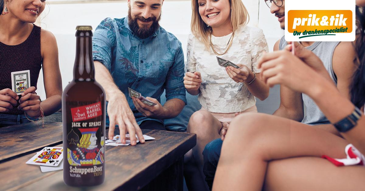 Bier van de maand: Schuppenboer Whisky Barrel Aged