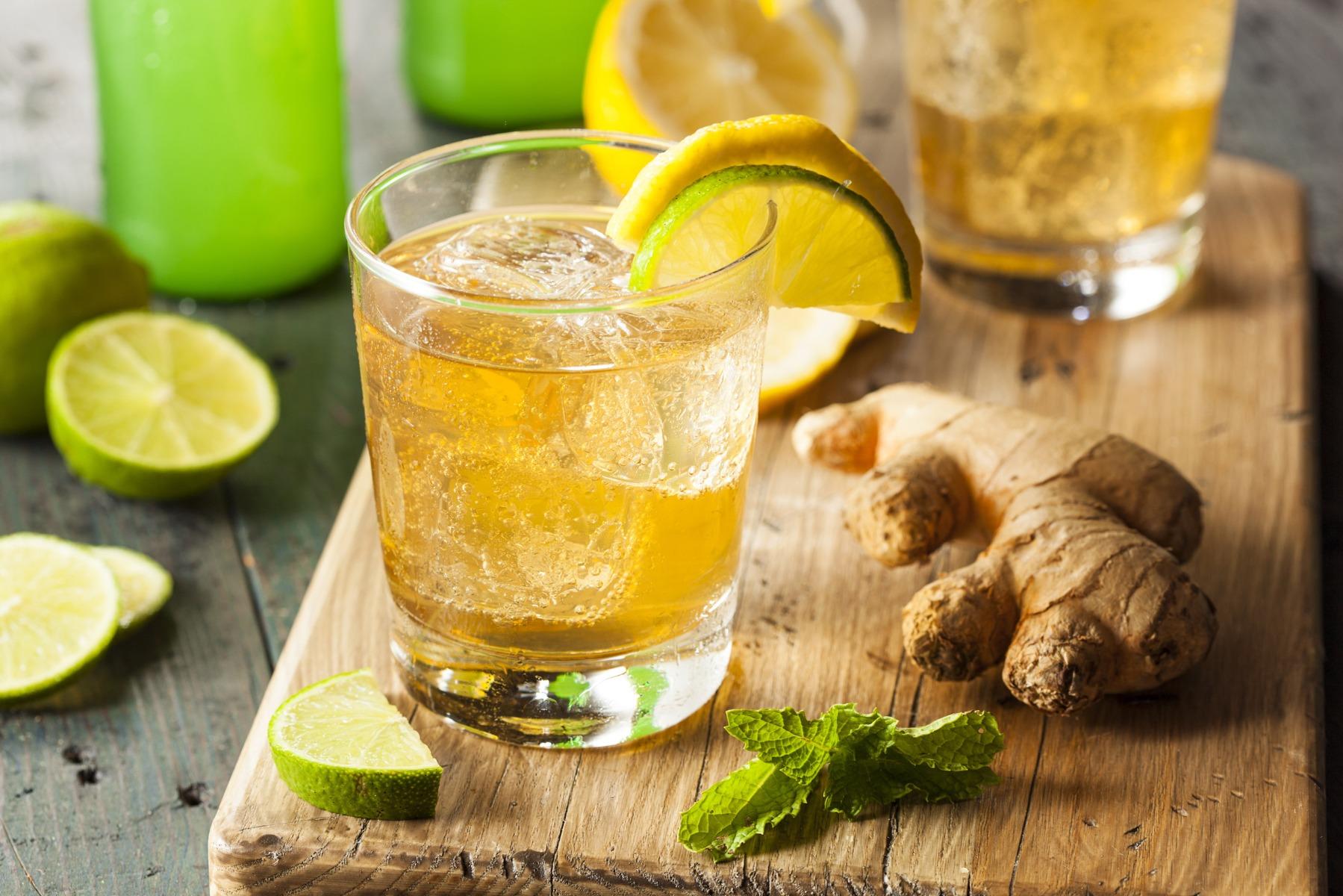 PrikenTik - Bartender - Ginger beer