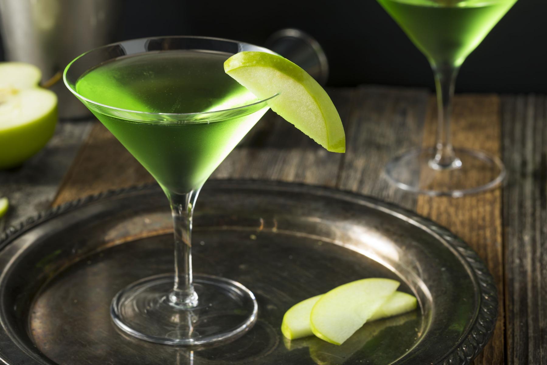PrikenTik - Bartender - Appletini