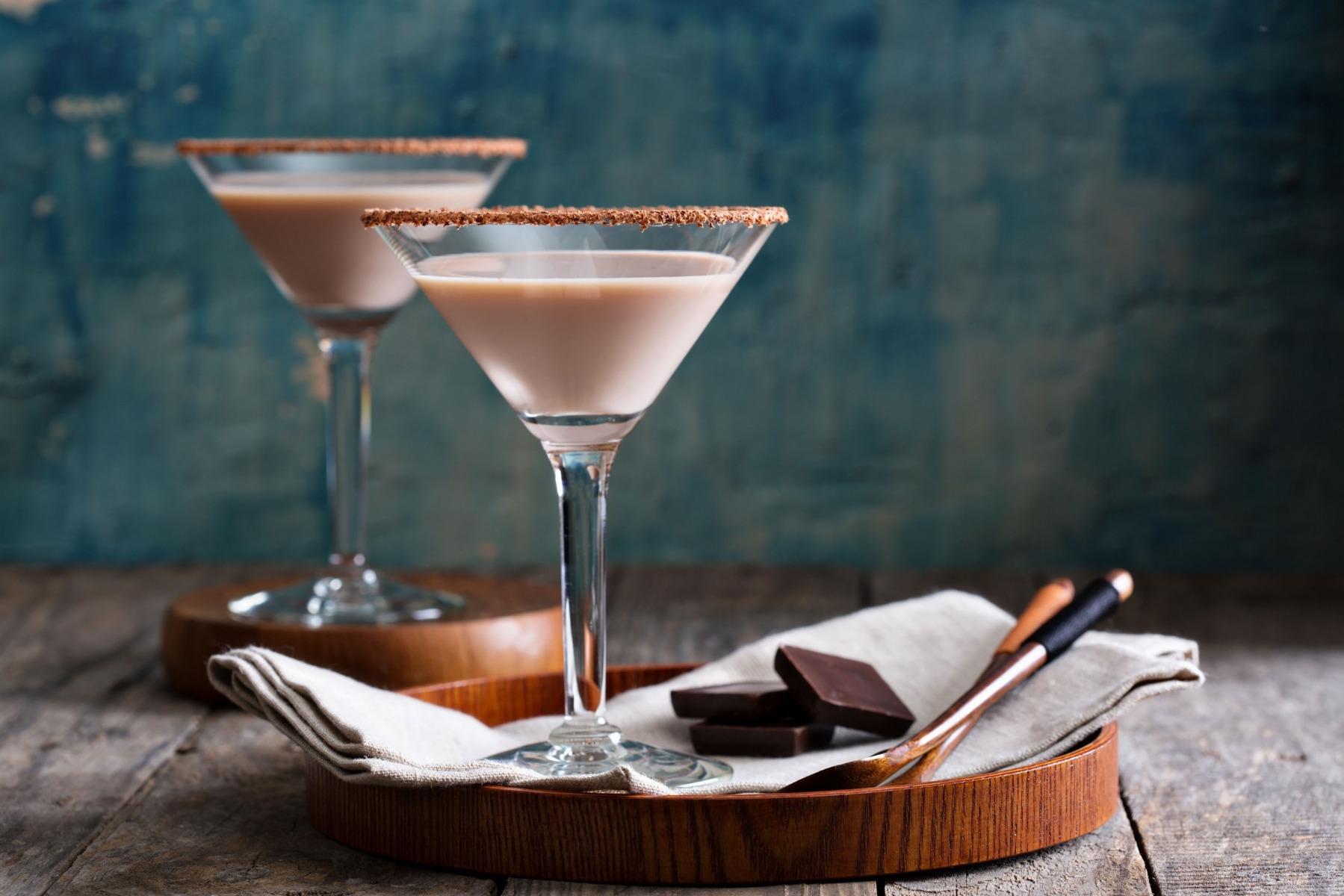 PrikenTik - Bartender - Chocolate Martini