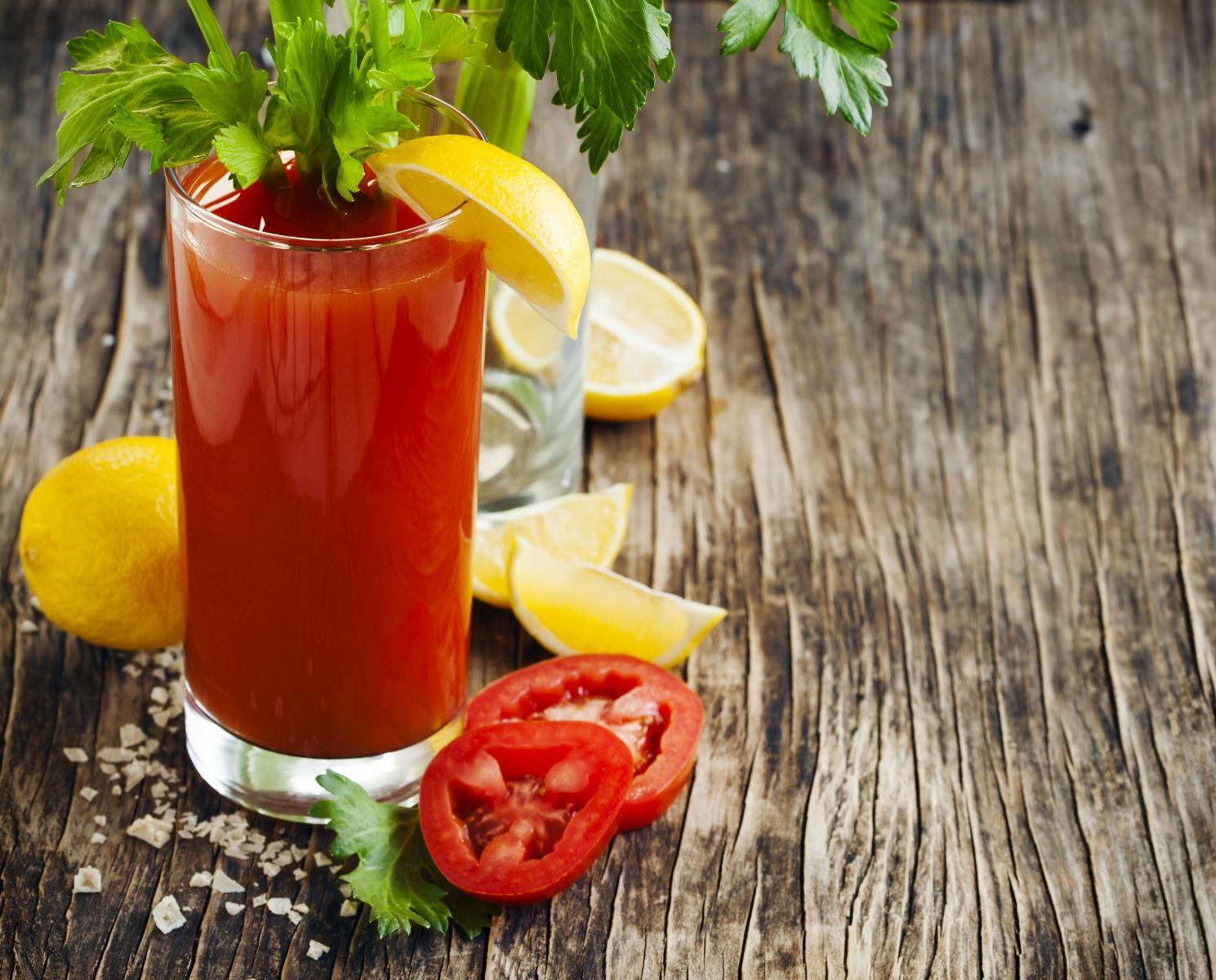 PrikenTik - Bartender - Bloody Mary