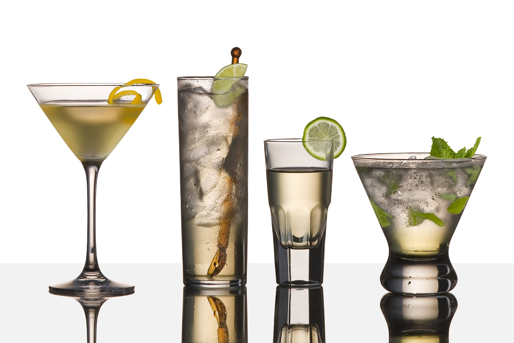 PrikenTik - Bartender - Cocktailglas