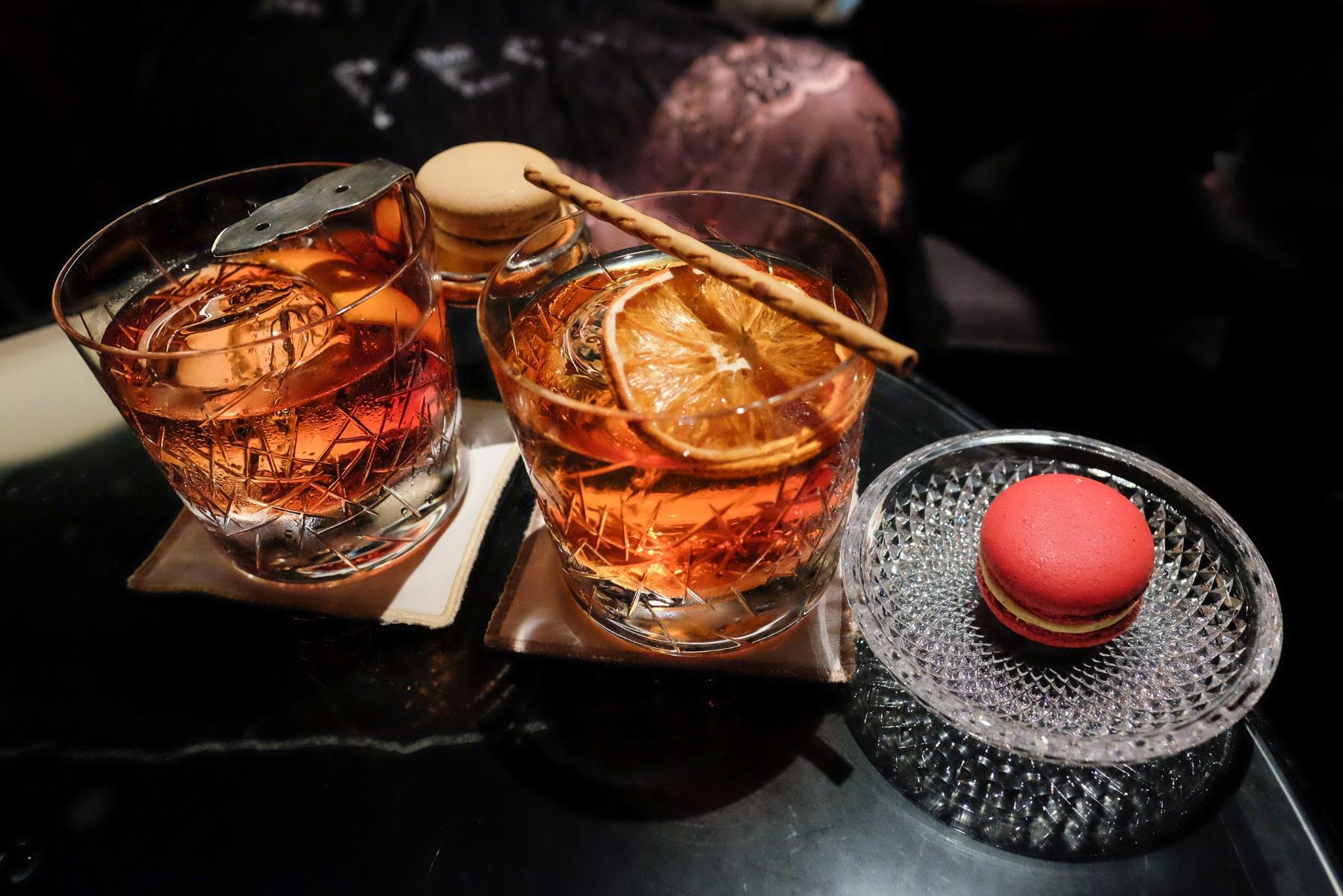 PrikenTik - Bartender - Whiskey