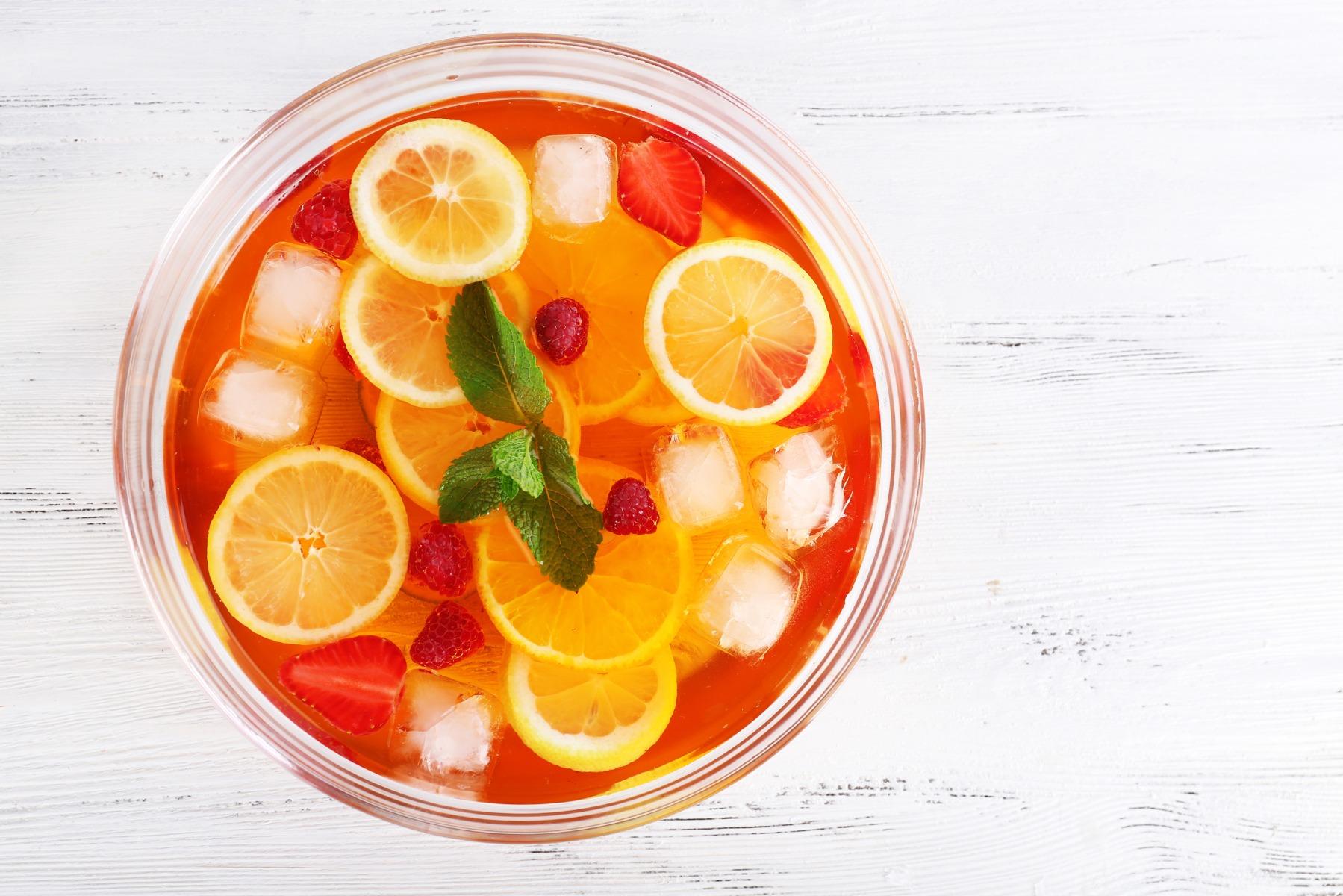 PrikenTik - Bartender - fruit punch
