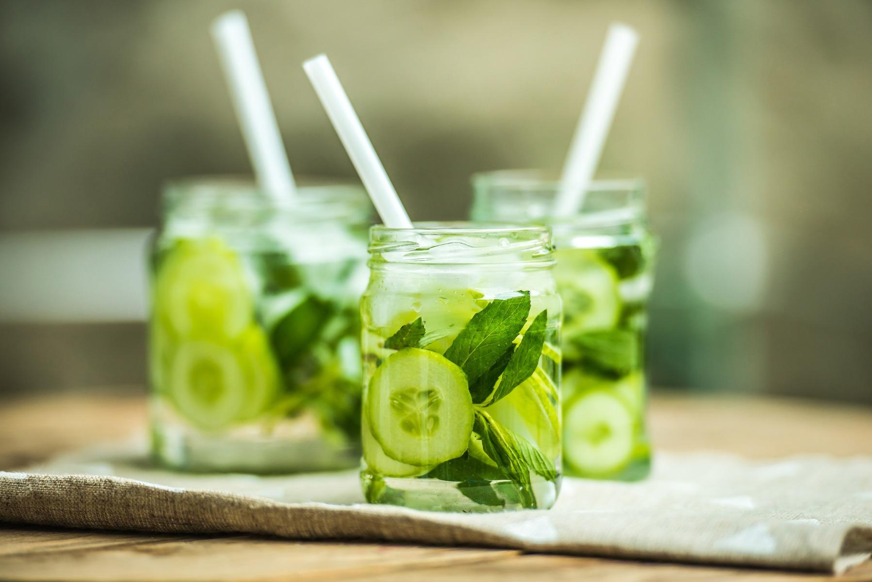 PrikenTik - Bartender - komkommerwater