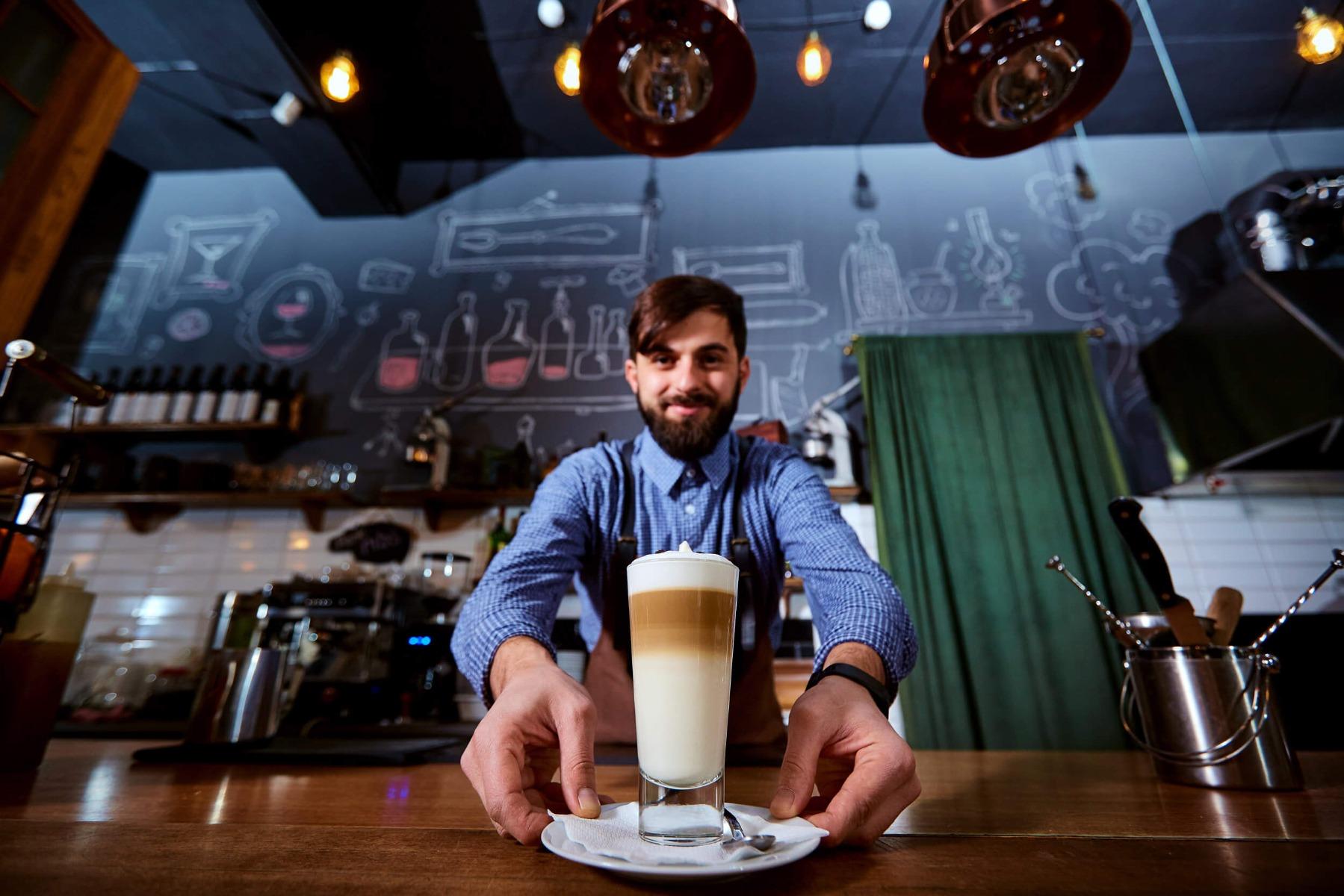PrikenTik Bartender - Koffie