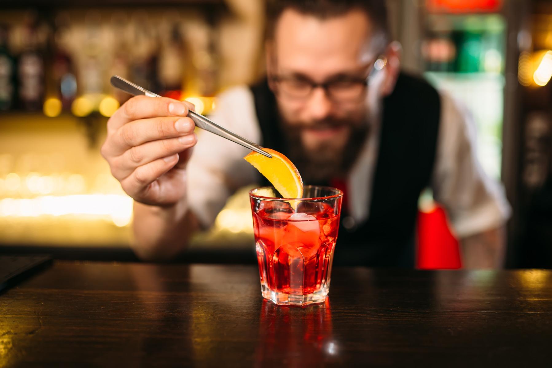 PrikenTik - Bartender - signatuurcocktail