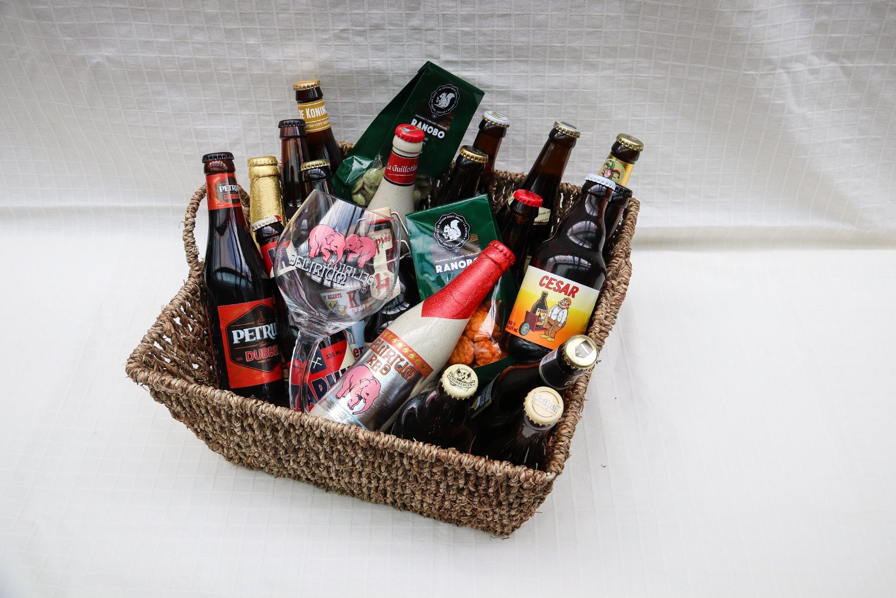 Prikentik - Bartender - geschenkmanden1