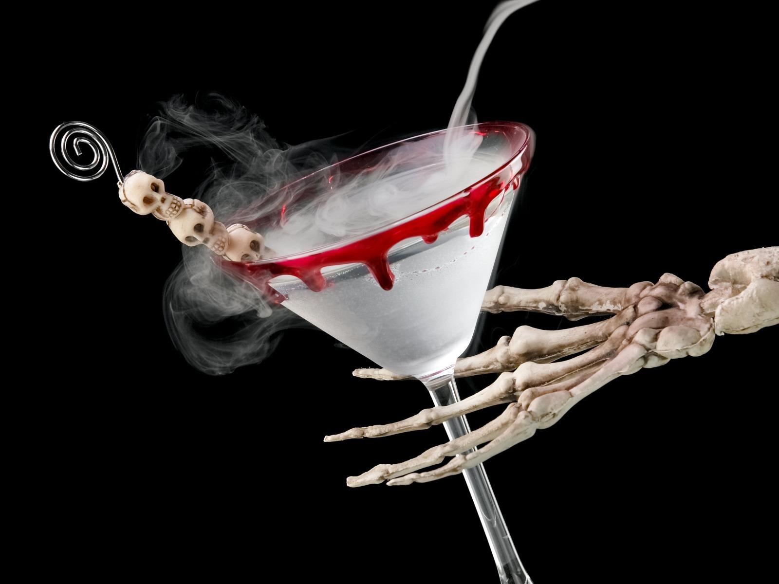 PrikenTik - Bartender - Halloween cocktails
