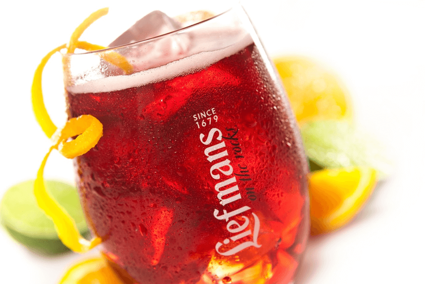 PrikenTik Bartender - Amaretto fruitesse