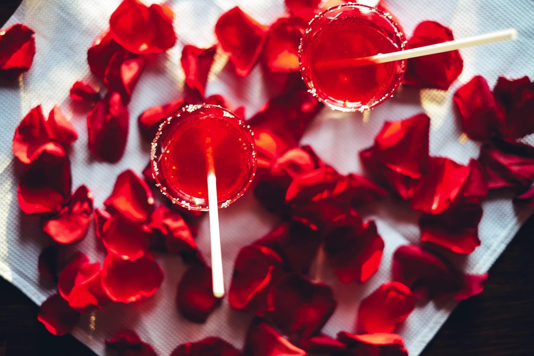 PrikenTik Bartender - Rose kiss