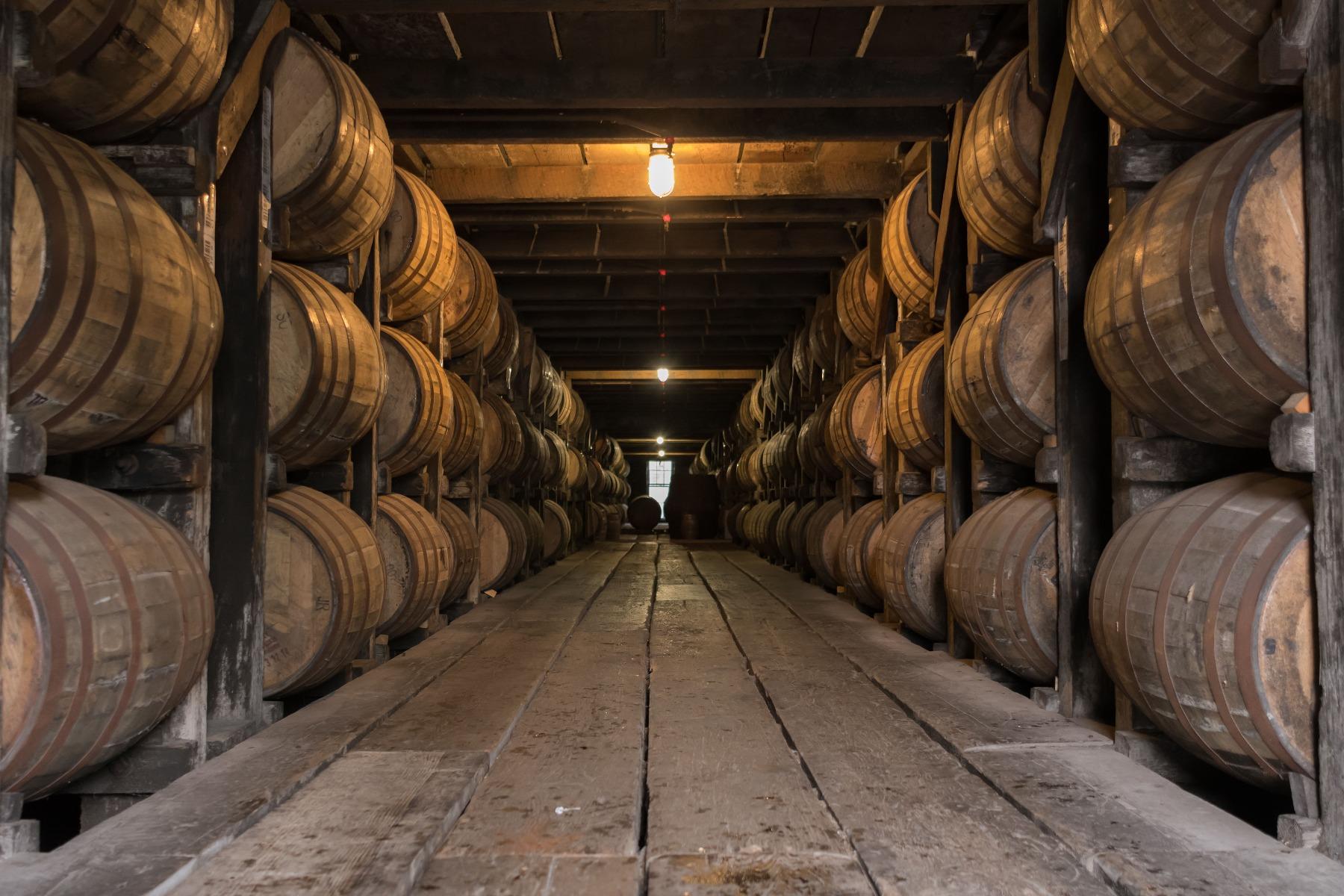 PrikenTik - Bartender - whiskey - bourbon