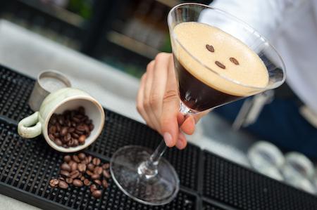 Prik&Tik - Wintercocktails - Espresso Martini