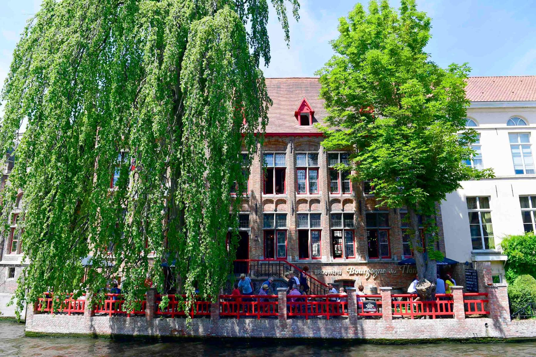 PrikenTik Streekbieren - Brugge - brouwerij Bourgogne des Flandres