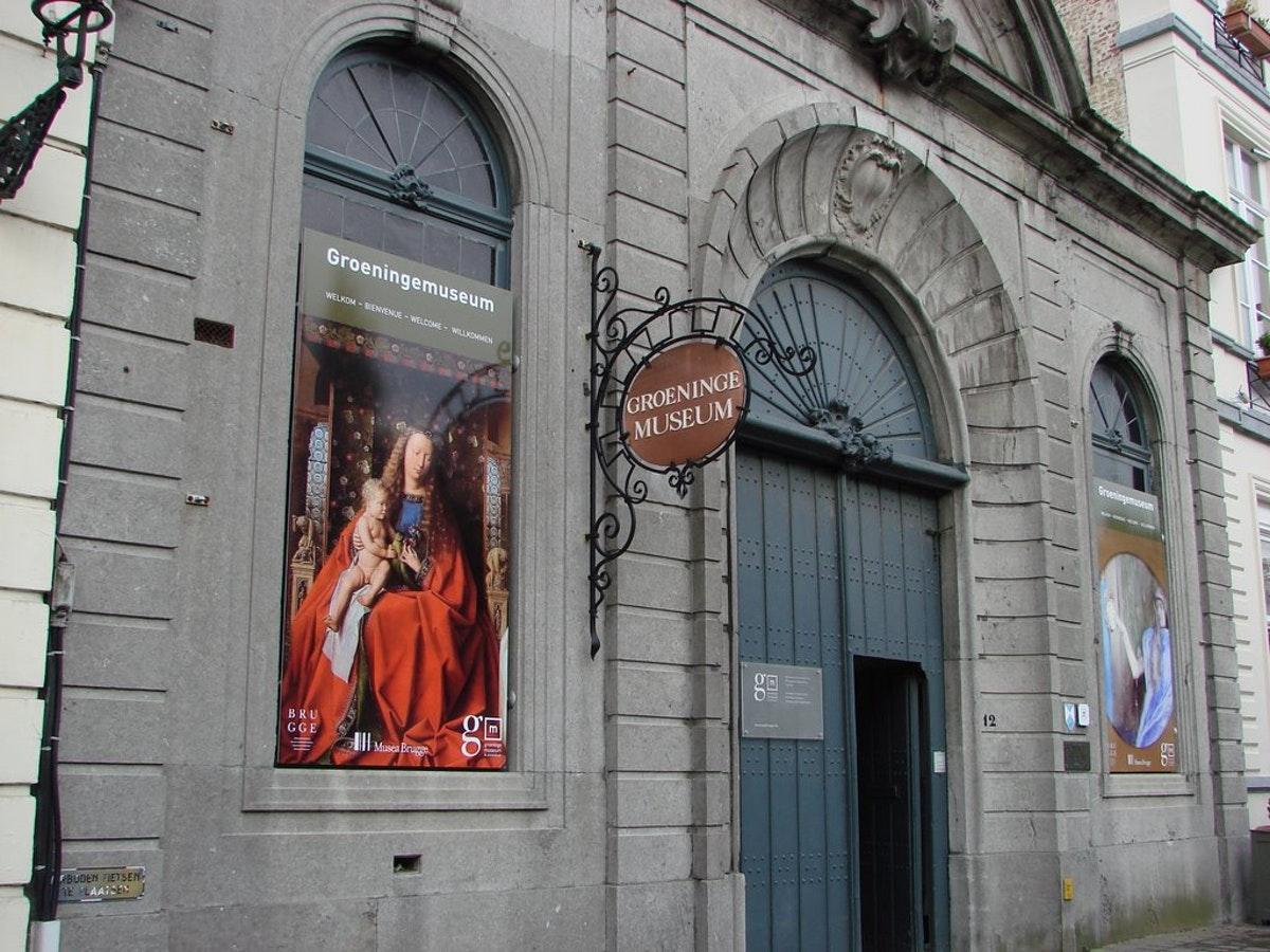 PrikenTik -streekbieren - Brugge Groeningemuseum