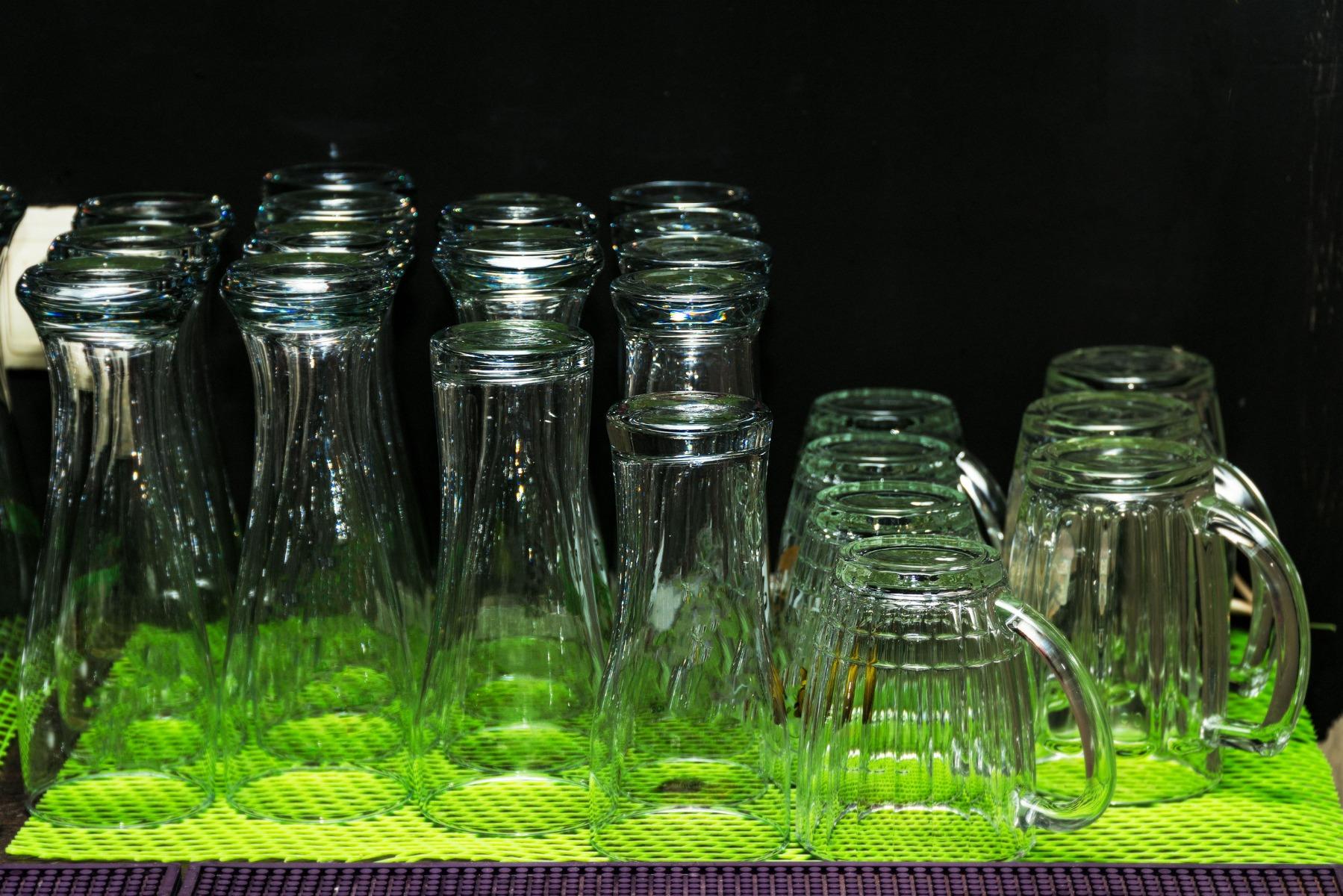 PrikenTik - Streekbieren - zuivere glazen