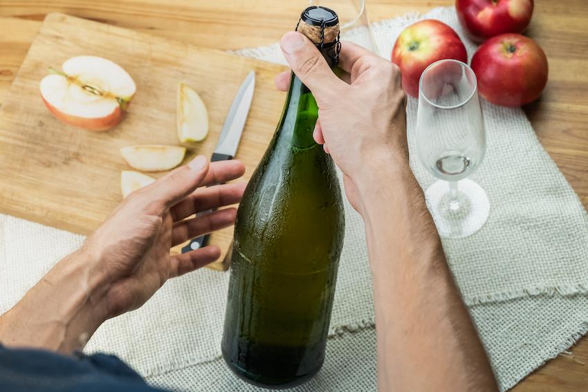 Prik en Tik - Cider - Proeven