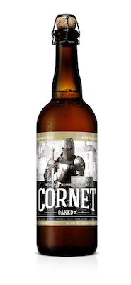 Prik&Tik - Bier review - Cornet Oaked