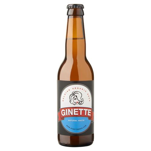 Ginette Natural White