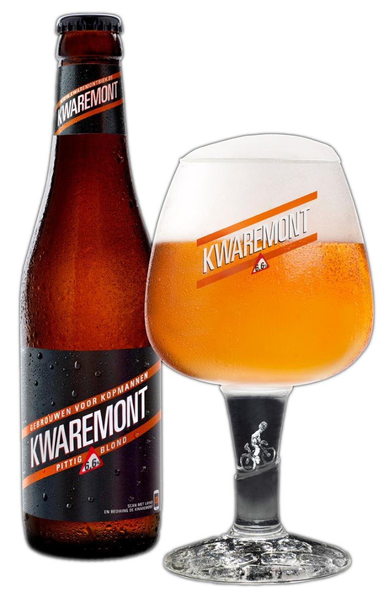 Prik&Tik - Bier review - Kwaremont blond