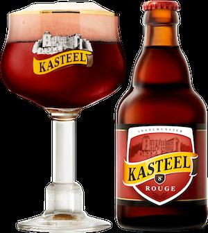 Prik&Tik - Bier review - Kasteelbier Rouge