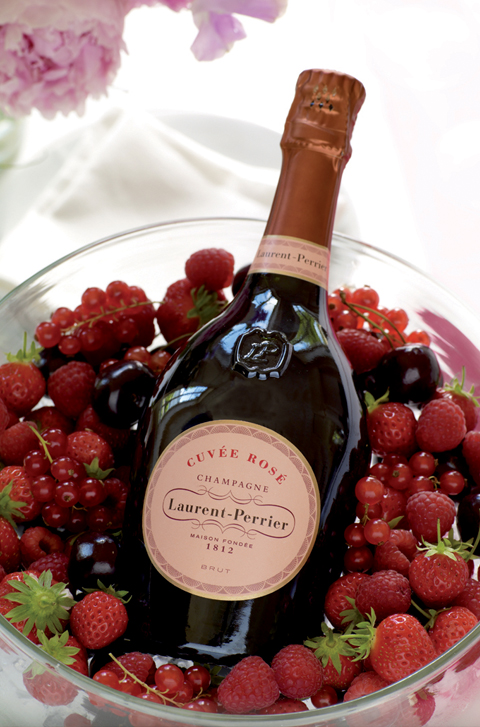 Laurent-Perrier, Cuvée Rosé