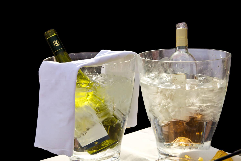Prik en Tik - Wijnstreken - Wijnhack hoe krijg je je wijn snel koud