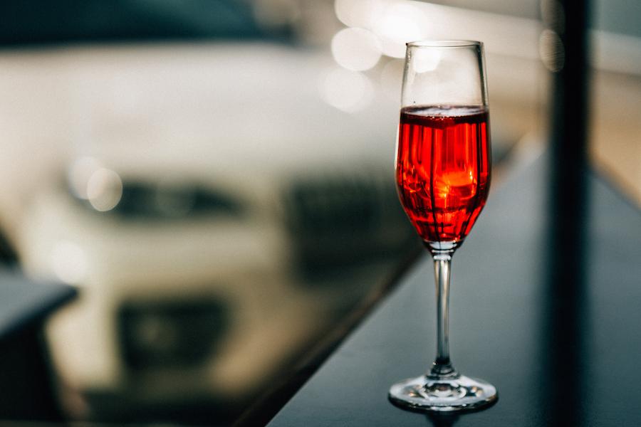 Prik&Tik - Lekkere cocktails met wijn - Bishop