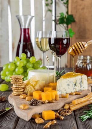 PrikenTik - wijnstreken - kaasenwijn2
