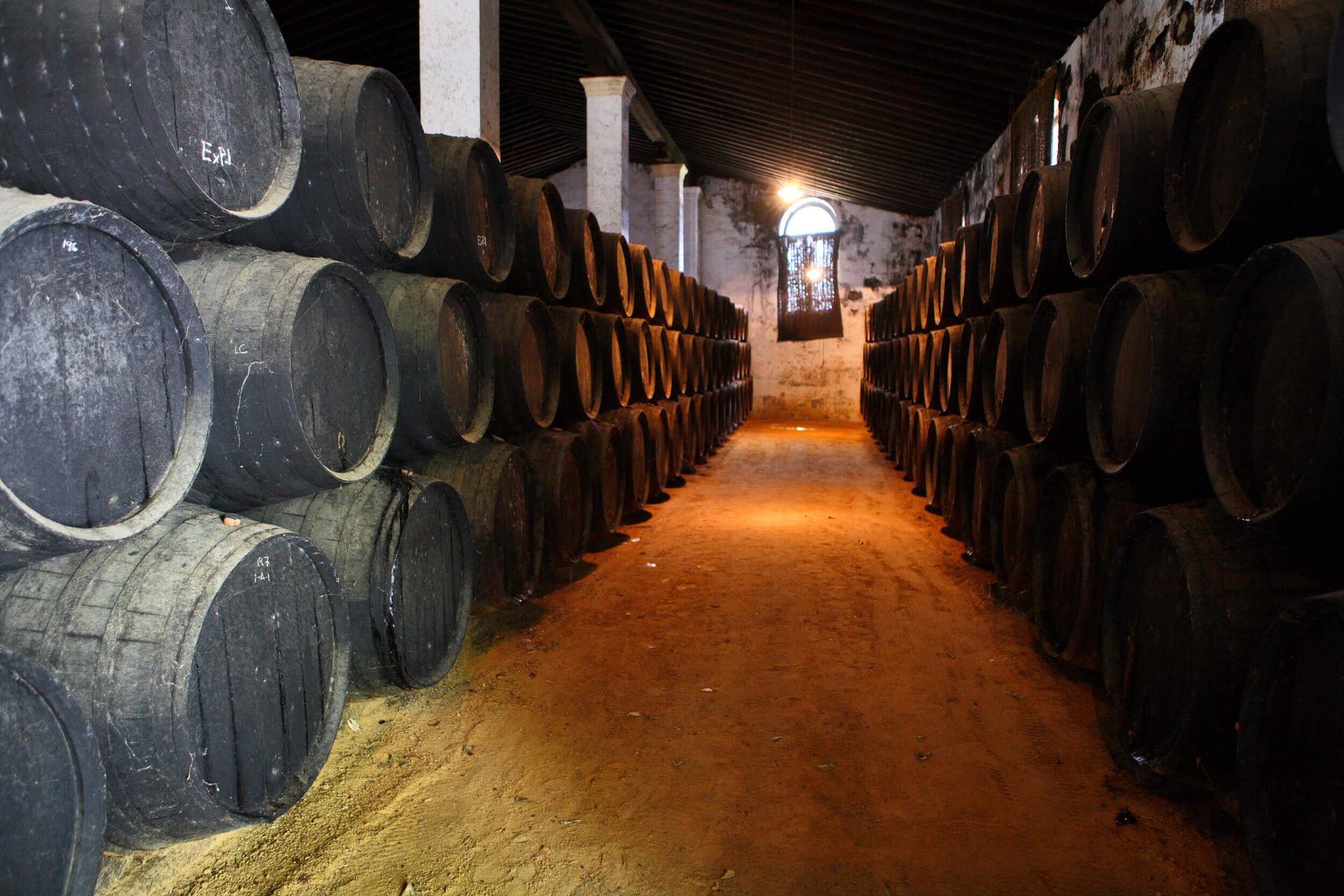 PrikenTik wijnstreken - ABC - Sherry
