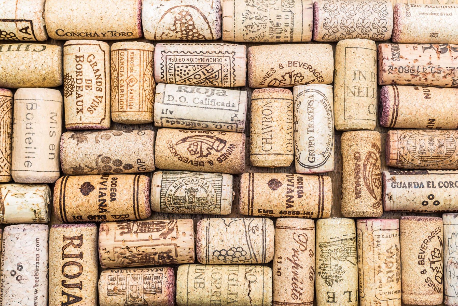 PrikenTik wijnstreken - ABC - Kurk