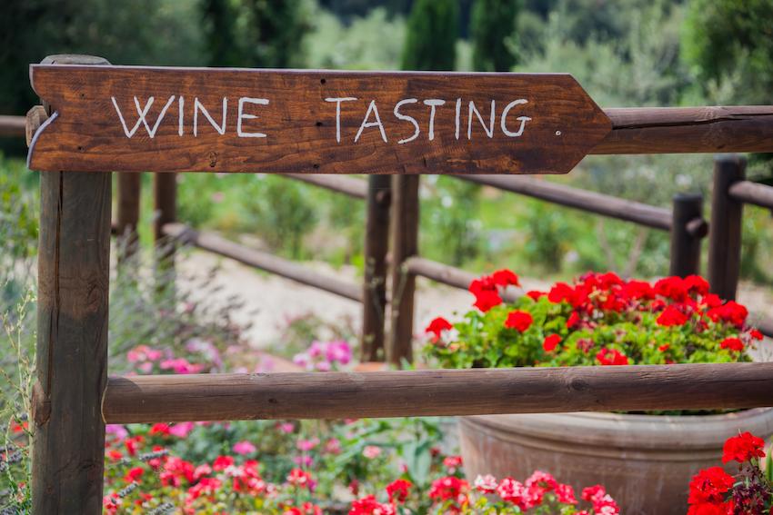 Prik en Tik - Chianti - wine tasting