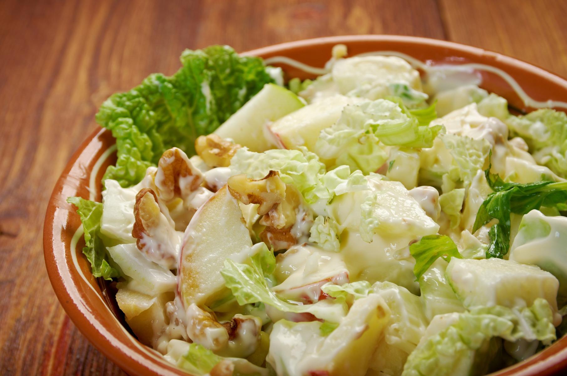 PrikenTik - wijnstreken - foodpairing - waldorfsalade