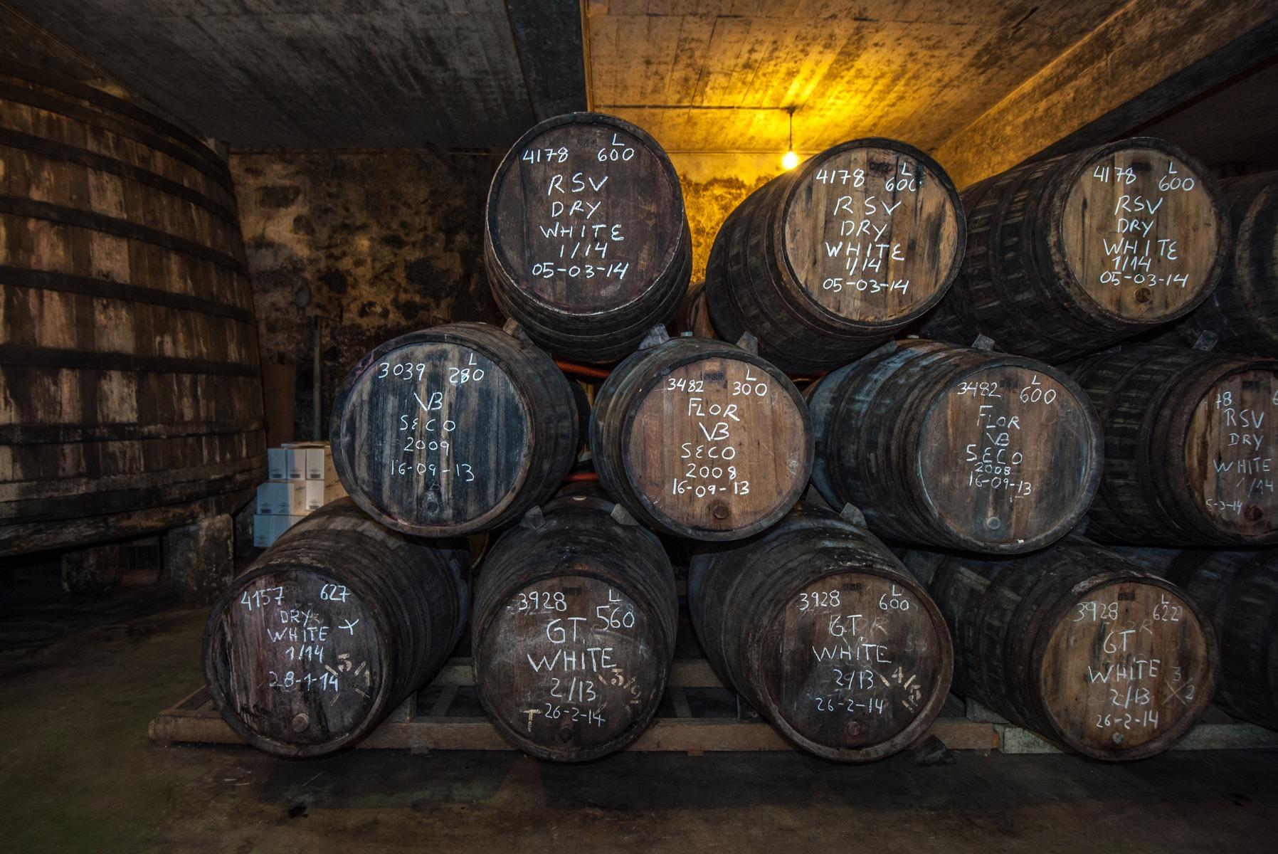 PrikenTik - wijnstreken - Olorosso sherry