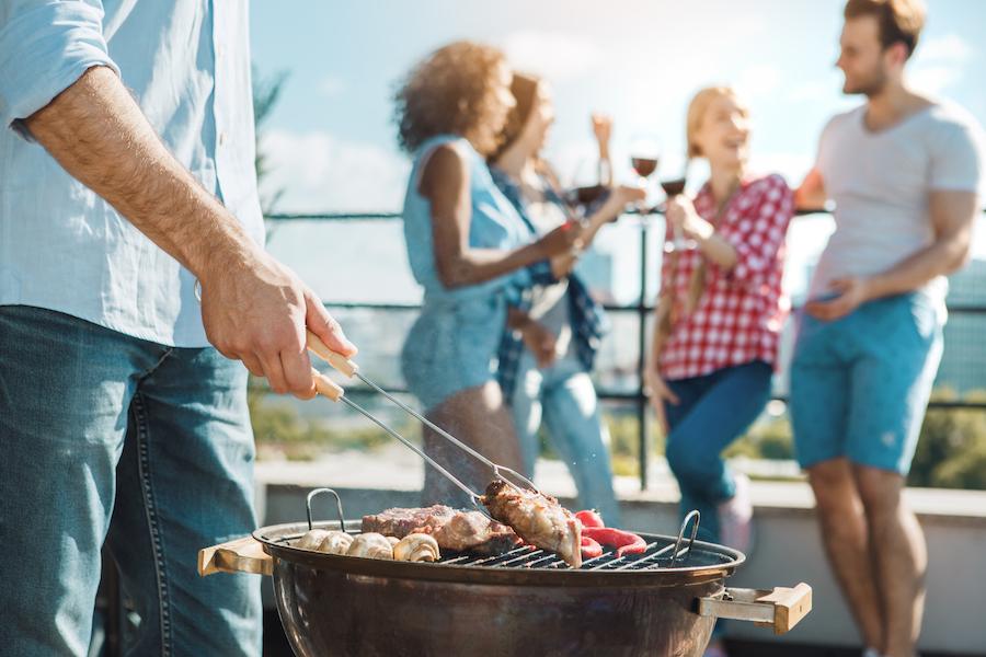 Prik&Tik - Beste wijnpairings voor je BBQ - BBQ party