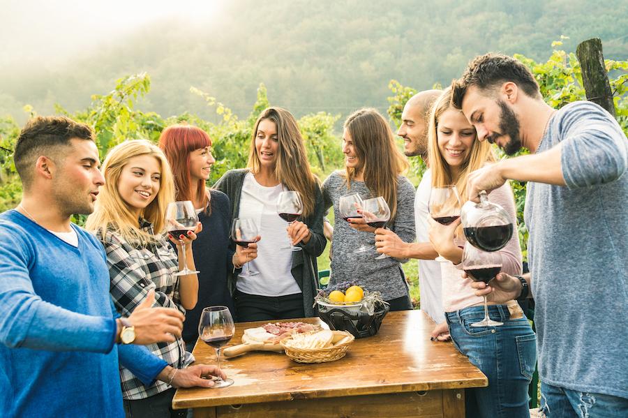 Prik&Tik - Wijntip - Lichte wijnen vol van smaak